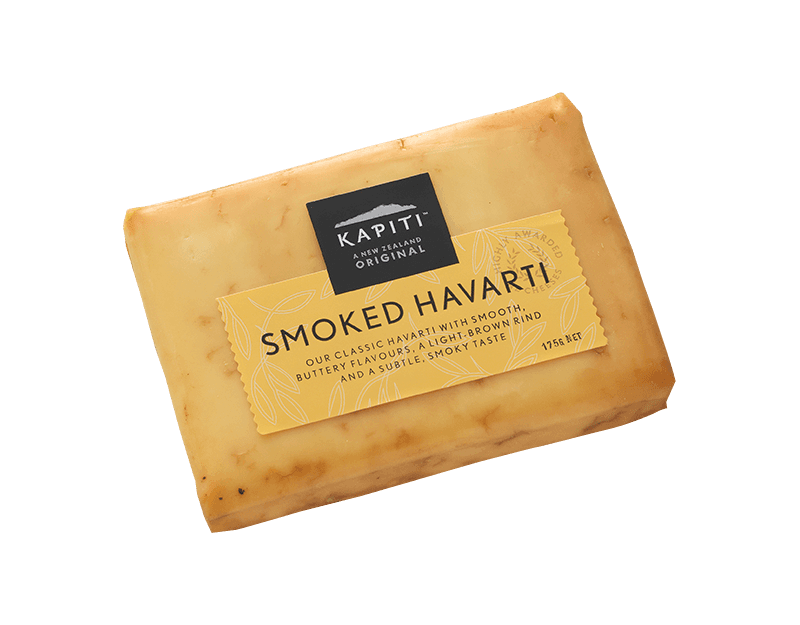 Kapiti Smoked Havarti Cheese