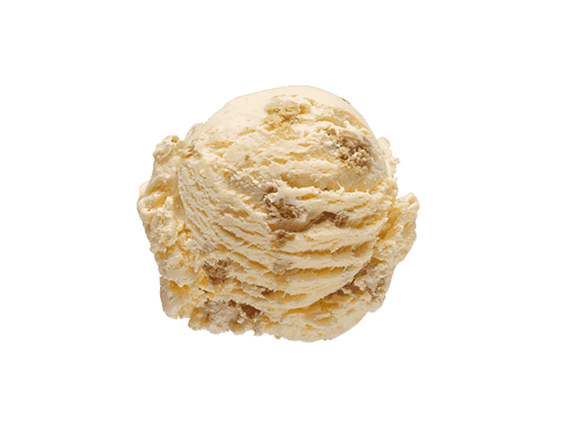 Kapiti Anzac Coconut Cookie Ice Cream